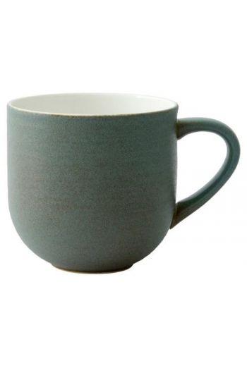 Royal Crown Derby Studio Glaze - Ocean Whisper Mug 12 oz
