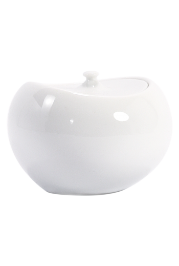 Bernardaud Bulle Sugar Bowl - Holds 4¾ oz
