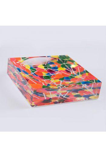 "by robynblair Lolli Lollis Candy Dish  - 6""x 6""x 1.5"""