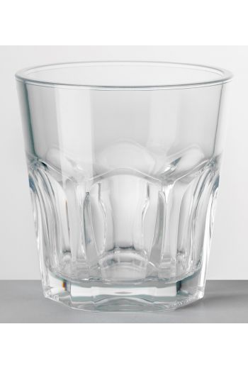Mario Luca Gulli Tumbler Clear - Set of 6