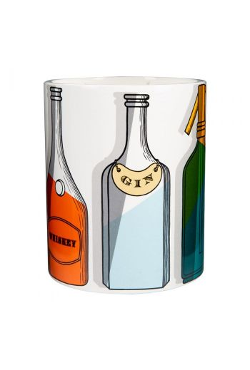 Fornasetti Cocktail Candle, Otto - Medium 900g