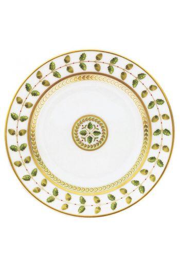 "Bernardaud Constance Rouge Soup Plate - 7½"" d"