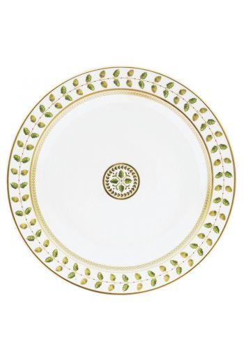"Bernardaud Constance Deep Round Dish - 11.5"""