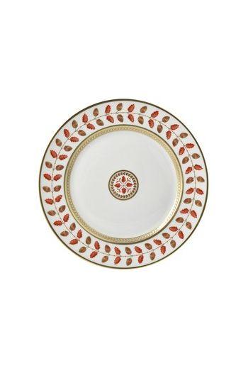 """Bernardaud Constance Rouge Dinner Plate - 10¼"""" d"""