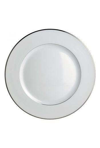 "Bernardaud Cristal Dinner Plate - 10.5"""