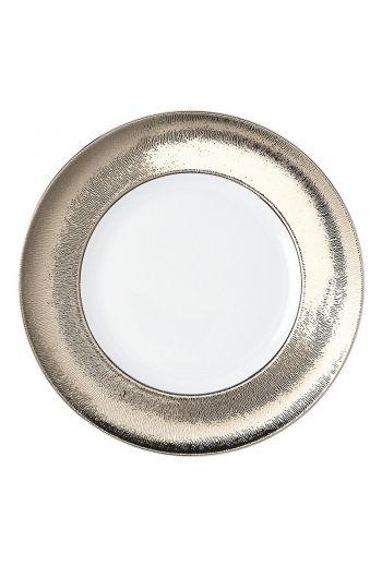 "Bernardaud Dune Service Plate - 12.5"""