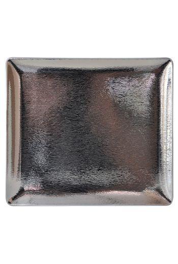 """Bernardaud Dune Rectangular Tray - 8.7"""" x 7.7"""""""