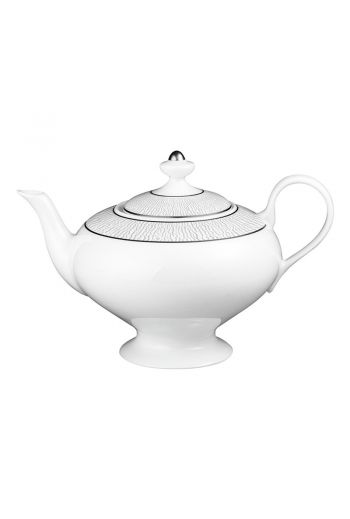 Bernardaud Dune Tea Pot - 12 cup