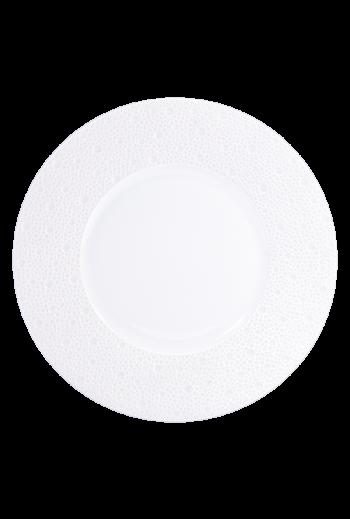 """Bernardaud  Ecume White Salad Plate 8.5"""""""""""