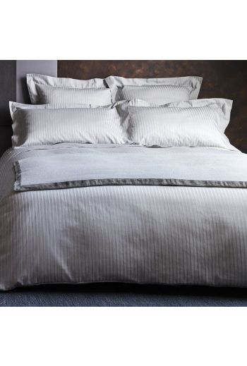 FRETTE Atlantic Queen Sheet Set (1 Queen Flat 95x120, 1 Queen Fitted 61x81+15, 2 Standard Pillowcases 20x32)   - Available in 4 Colors