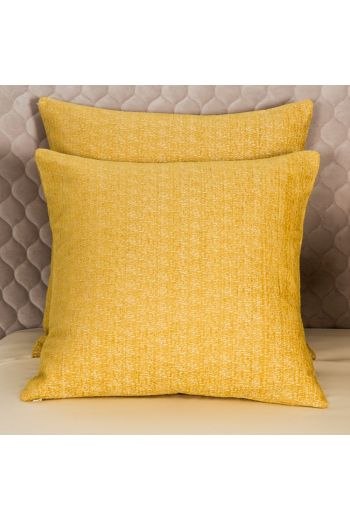 FRETTE Lux Agra Decorative Pillow 20x20 - Available in 4 Colors