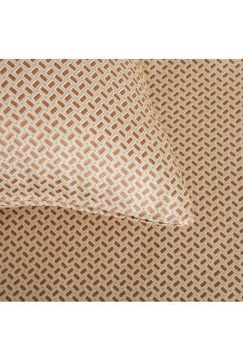 FRETTE Lux Jackson Decorative Pillow 20x20 - Available in Beige/Caramel