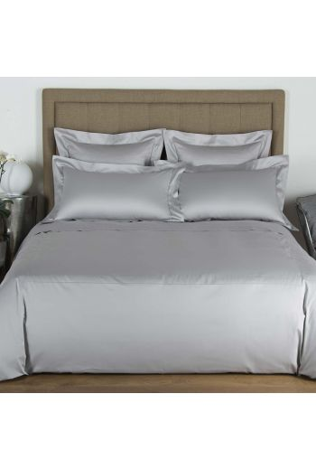 FRETTE Single Ajour Queen Sheet Set (1 Queen Flat 95x120, 1 Queen Fitted 61x81+15, 2 Standard Pillowcases 20x32)  - Available in 2 Colors