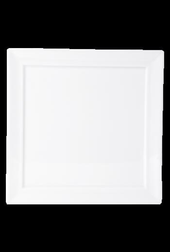 """Bernardaud Fusion Wallis Salad Plate - Measures 8½"""" w x 8½"""" d"""