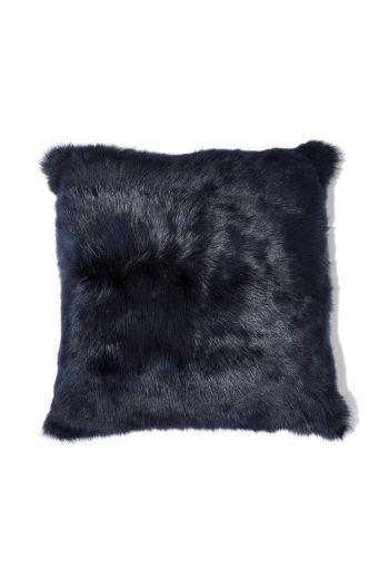 "Grenn Pilot Navy Square Pillow - 20"" x 20"""