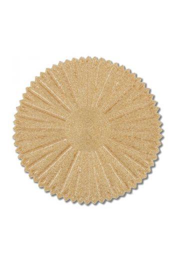 Beige Flower Series Placemat