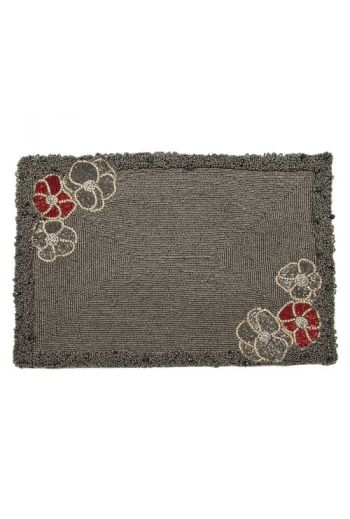 Red Flower Placemat