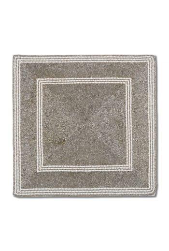 Light Gray Square Mod Placemat