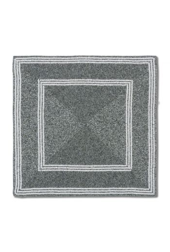 Dark Gray Square Mod Placemat