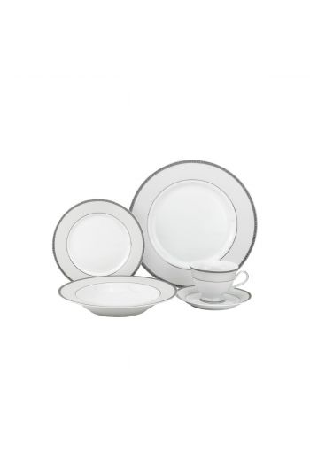 Joseph Sedgh Katy 20 Pc Porcelain Dinnerware Set - Service for 4
