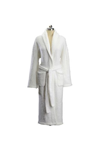 Kashwere Adult Robe White Petite - Available in 5 Colors