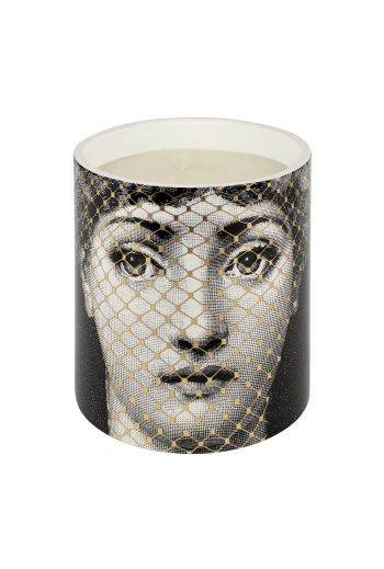 Fornasetti Golden Burlesque Scented Candle - 1.9kg