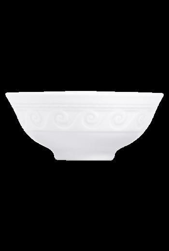 "Bernardaud Louve Chinese Rice Bowl - Measures 6¾"". Holds 10 oz"