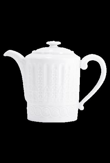 Bernardaud Louve Coffee Pot, Large - Holds 12 cups