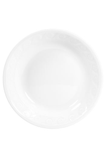 "Bernardaud Louve Open Vegetable Bowl - Measures 9½"" D"
