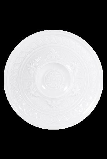 """Bernardaud Louve Chip & Dip Platter - Measures 11½"""" d"""