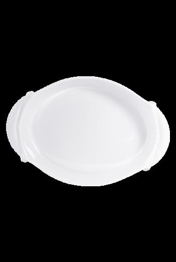 "Bernardaud Louvre Roasting Dish 16"" x 11"" x 2"""