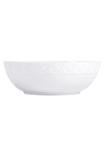 "Bernardaud Louvre Salad Bowl, Medium - 10"" D"