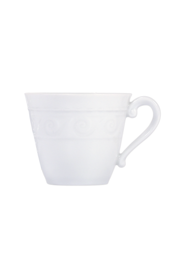 Bernardaud Louvre Coffee Cup Tall