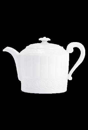 Bernardaud Louve Teapot - Holds 12 cups/34 oz