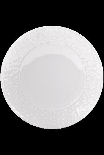 """Bernardaud Louve Coupe Dinner Plate - Measures 10½"""" d"""