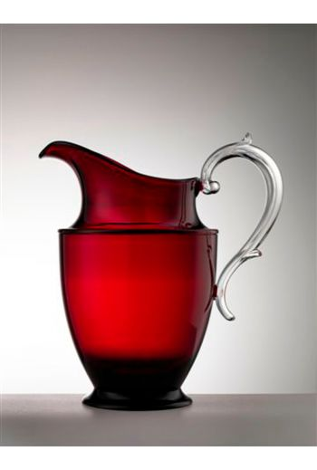 Mario Luca Federica Pitcher Red