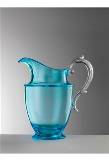 Mario Luca Federica Pitcher Turquoise