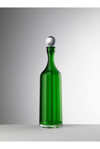 Mario Luca Bona Decanter Sealed Stopper Green