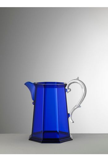 Mario Luca Ottaviana Pitcher Blue