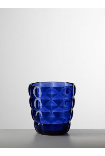 Mario Luca Diamante Tumbler Royal Blue - Set of 6