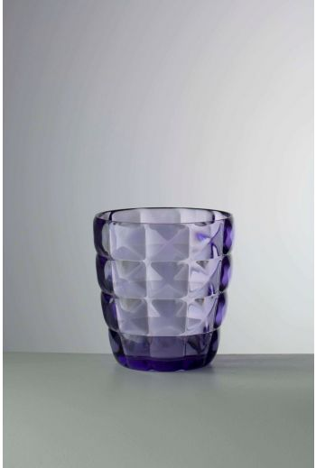Mario Luca Diamante Tumbler Lilac - Set of 6