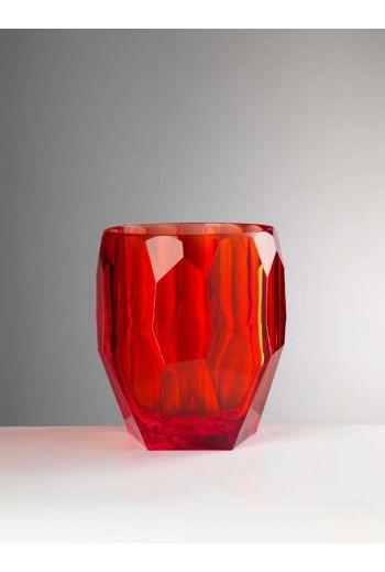Mario Luca Antartica Ice Bucket Red