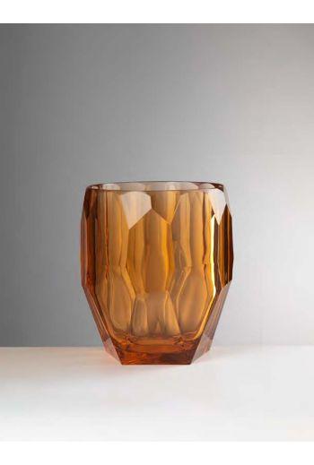 Mario Luca Antartica Ice Bucket Amber