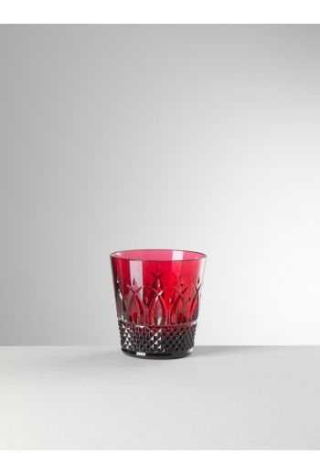 Mario Luca Italia Tumbler Ruby - Set of 6