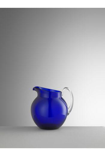 Mario Luca Plutone Pitcher Blue