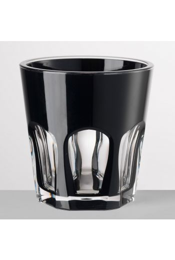 Mario Luca Gulli Tumbler Black - Set of 6