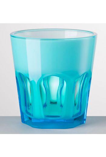 Mario Luca Gulli Tumbler Turquoise - Set of 6