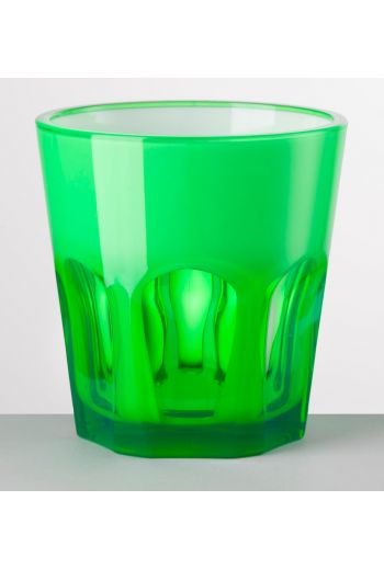 Mario Luca Gulli Tumbler Green - Set of 6
