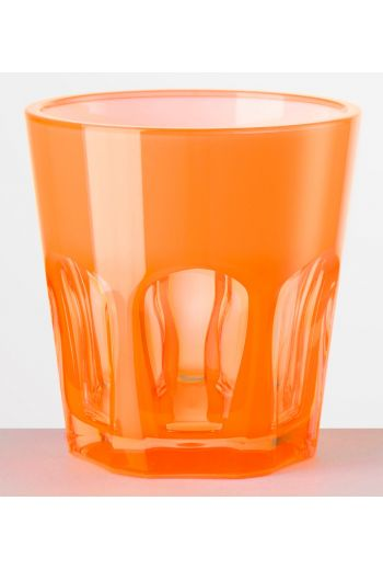 Mario Luca Gulli Tumbler Orange - Set of 6