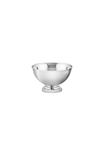 Georg Jensen Manhattan Mirror Polished Stainless Steel Bowl, Small - H: 2.91 inches. Ø: 4.72 inches.